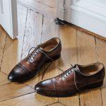 souliers patines sur mesure